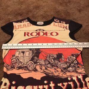Big Bang Tops - Big Bang Rodeo T-Shirt